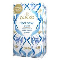 Pukka Biologische Feel New 20 Zakjes (Oud Detox)