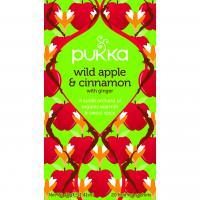 Pukka - Biologische Wilde Appel & Kaneel Thee - 20 Zakjes