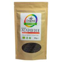 Biologische Acaipoeder 100 Gram - Original Superfoods