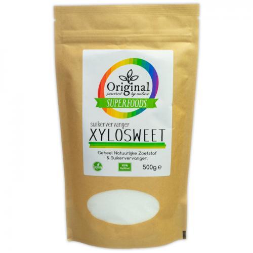 Original Superfoods Xylitol 500 Gram