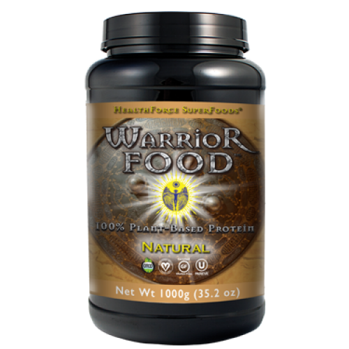 Warrior Food Extreme Natural Smaak - 1000 Gram - HealthForce SuperFoods