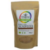 Original Superfoods Biologische Criollo Cacaopoeder 400 Gram