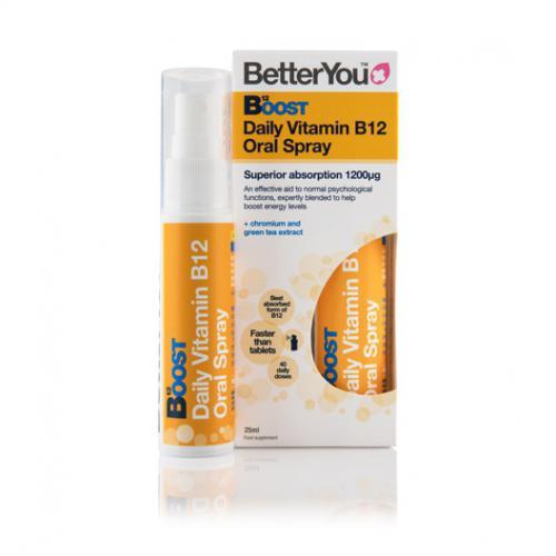 B12 Boost - 25 ML - BetterYou