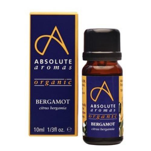 Organic Bergamot 10ml - Absolute Aromas