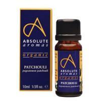 Organic Patchouli 10ml - Absolute Aromas