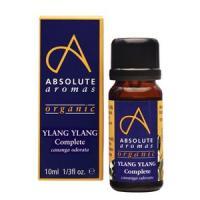 Organic Ylang Ylang Complete 10ml - Absolute Aromas