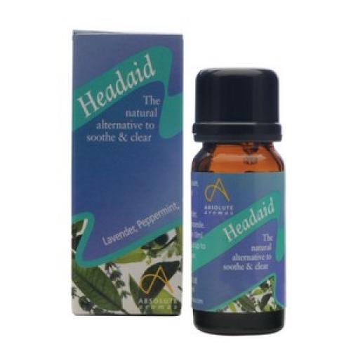 Headaid 10ml - Absolute Aromas