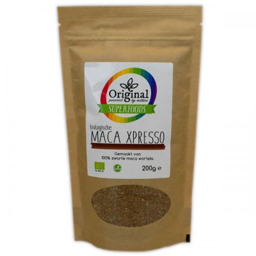 Original Superfoods Biologische MacaXpresso 200 Gram