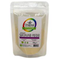 Original Superfoods Biologische Shatavari Poeder 50 Gram