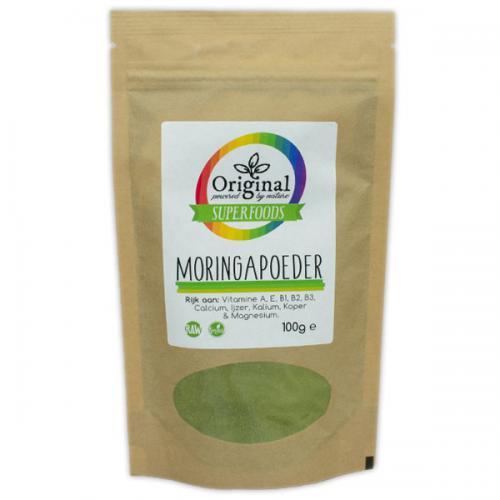 Original Superfoods Moringa Poeder100 Gram