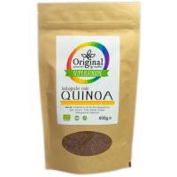 Original Superfoods Biologische Quinoa Rood 400 Gram
