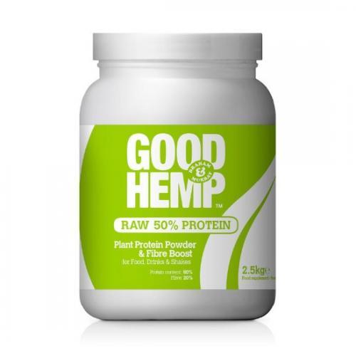 Raw Protein 2500 Gram - Good Hemp