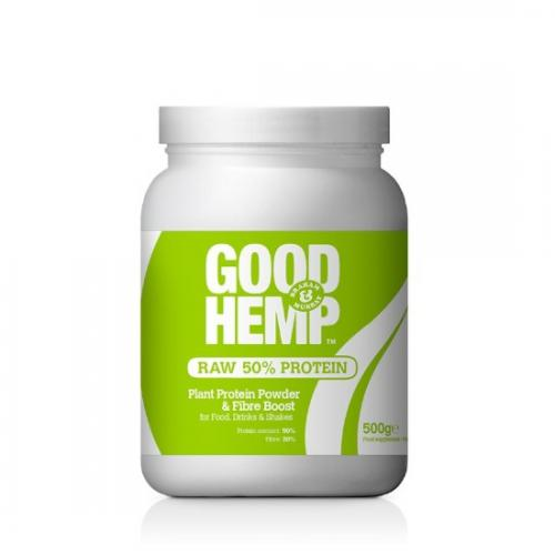 Raw Protein 500 Gram - Good Hemp