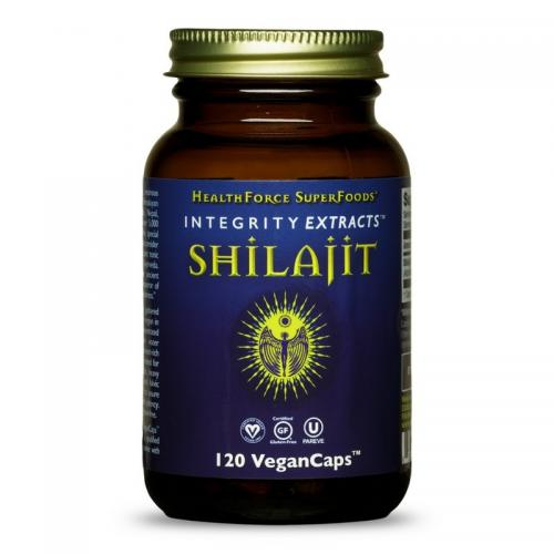 Shilajit Supreme - 120 vegan caps - HealthForce SuperFoods