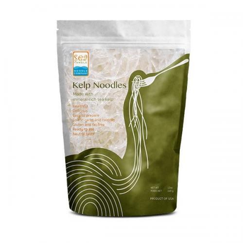 Kelp Noodles 340 Gram - Sea Tangle