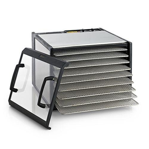 9 Tray Droogoven Stainless Steel - Excalibur