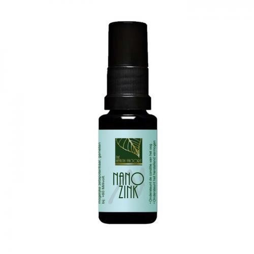 Nano Zink Spray - The Health Factory - 15 ML