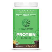 Sunwarrior Classic Proteïne Chocolade smaak - 750 Gram