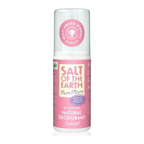Salt of the Earth Pure Aura Deodorant Spray Lavender & Vanilla 100 ML