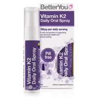 Vitamin K2 Spray 25 ML - BetterYou