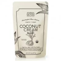 100% Coconut Cream 237 Gram - Anima Mundi