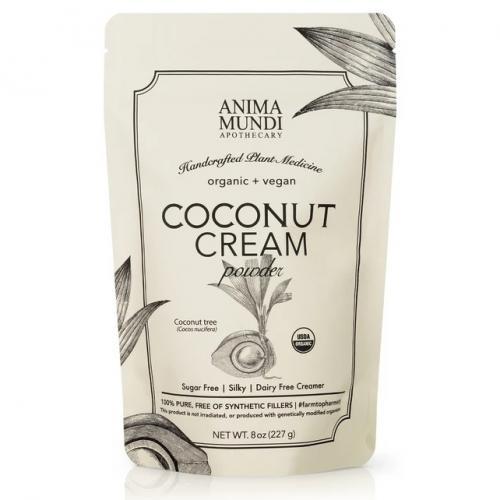 100% Coconut Cream 237 Gram - Anima Mundi