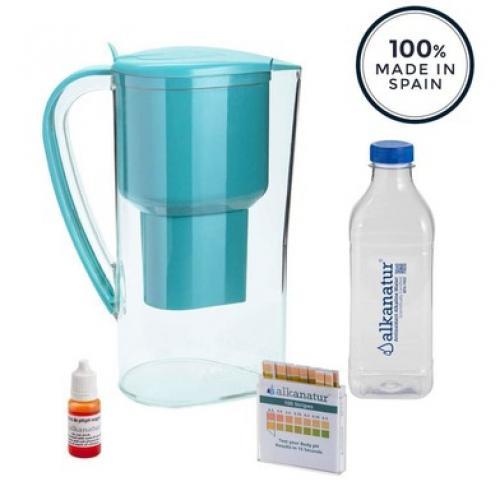 Alkaliserend en Ionizerend Water Filter Systeem - Alkanatur