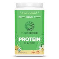 Sunwarrior Classic Proteïne Vanille Smaak - 750 Gram