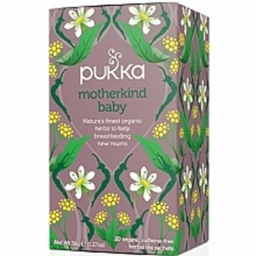Pukka Biologische Motherkind Baby Thee 20 Zakjes