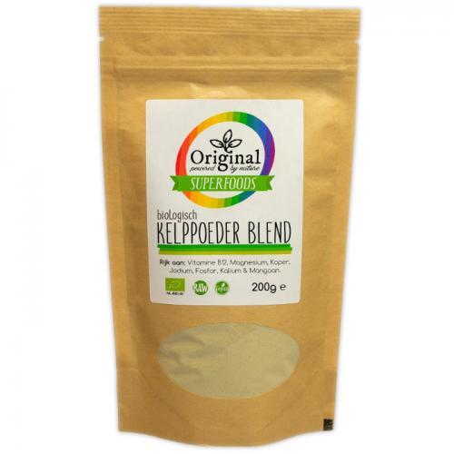 Original Superfoods Biologisch Kelppoeder Blend 200 Gram