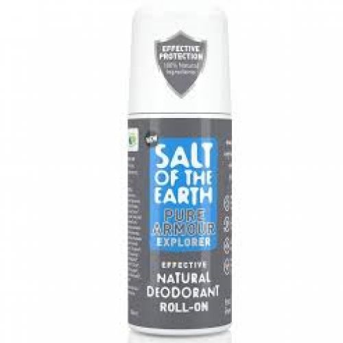 Salt of the Earth Pure Armour Roll-On Deodorant for Men 75 ML