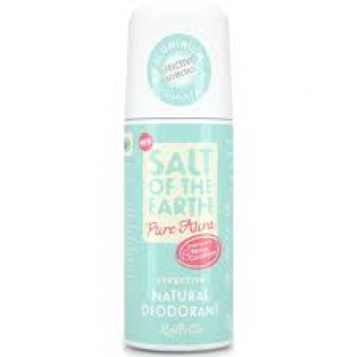 Salt of the Earth Pure Aura Deodorant Roll-On Melon & Cucumber 75 ML