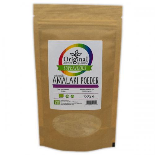 Original Superfoods Biologische Amalaki Poeder 150 Gram