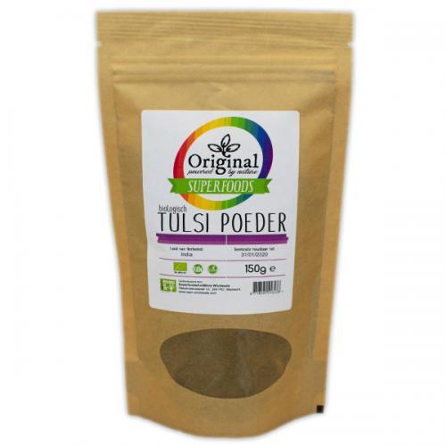 Original Superfoods Biologische Tulsi Poeder 150 Gram