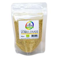 Original Superfoods Biologisch Venkelzaad Gemalen 80 Gram