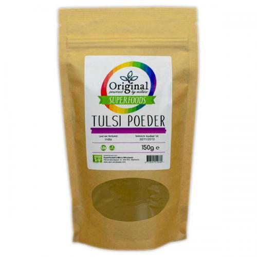 Original Superfoods Tulsi Poeder 150 Gram