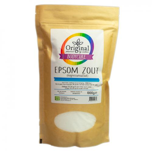 Original Superfoods Epsom Zout 1000 Gram