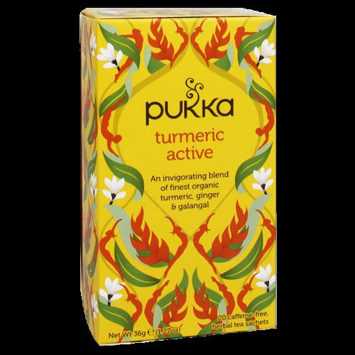 Pukka Biologische Turmeric Active Tea 20 Zakjes