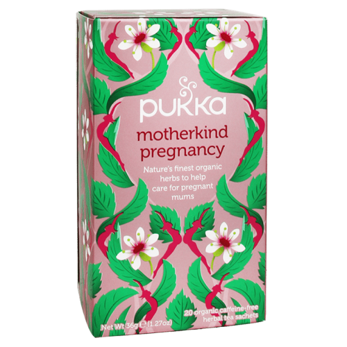 Pukka Biologische Motherkind Pregnancy 20 Zakjes