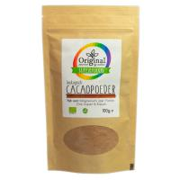 Original Superfoods Biologische Cacaopoeder Zuid-Centraal Amerika 100 Gram