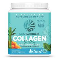Sunwarrior Collageen Building Protein Peptides Naturel - 500 Gram