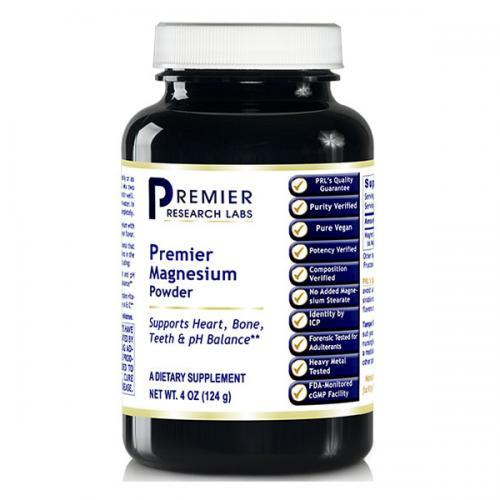 PRL Magnesium (powder) 124 Gram