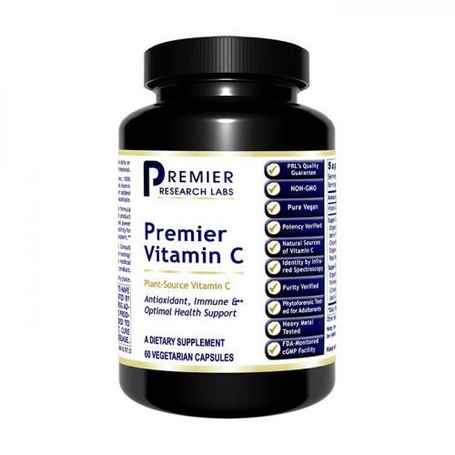 Premier Vitamin C - PRL - 60 - VCaps