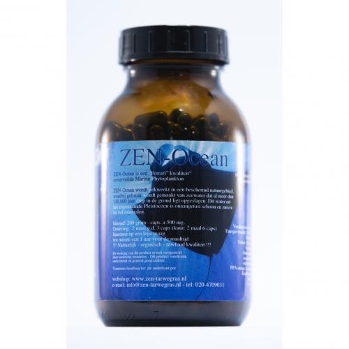 Ocean (Marine Phytoplankton) - ZEN - 200gr caps a 500 mg