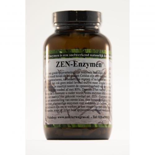 Enzymen - ZEN - 240 caps a 430 mg
