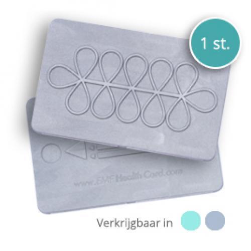EMF Health Card - 1 stuk / grijs