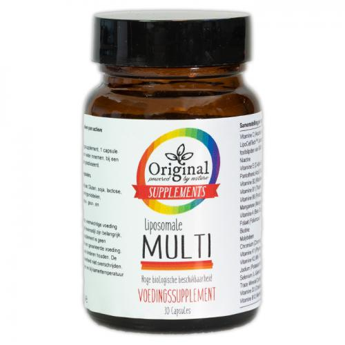 Liposomale Multi 30 V-Caps - Original Supplements