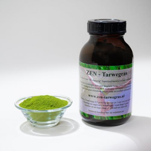 Tarwegras 300 gram poeder - ZEN