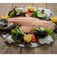 Visschotel de Salmon