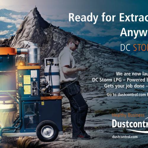 Dustcontrol DC Storm LPG